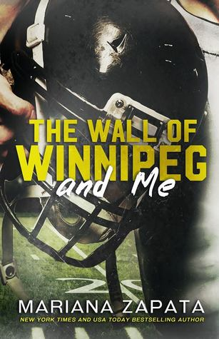 The Wall of Winnipeg and Me Books