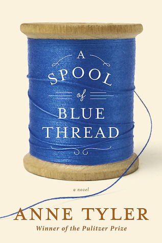 A Spool of Blue Thread Books