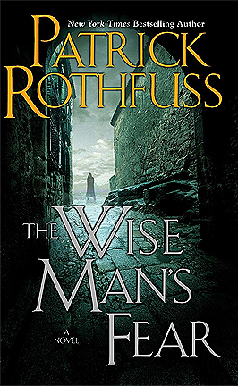 The Wise Man's Fear (The Kingkiller Chronicle, #2) Books