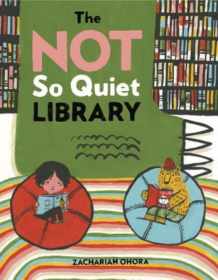 The Not So Quiet Library Books