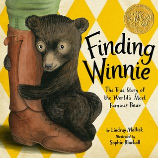 Finding Winnie: The True Story of the World's Most Famous Bear Books