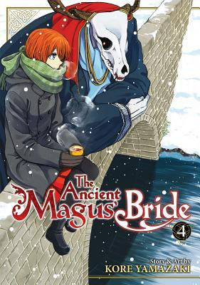 The Ancient Magus' Bride, Vol. 4 Books