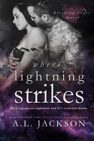 Where Lightning Strikes (Bleeding Stars, #3) Books