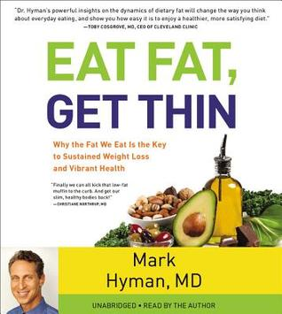 Eat Fat, Get Thin Books