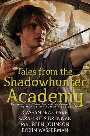 Tales from the Shadowhunter Academy Books