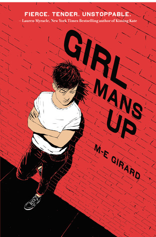 Girl Mans Up Books
