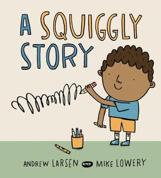 A Squiggly Story Books