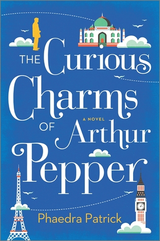 The Curious Charms of Arthur Pepper Books