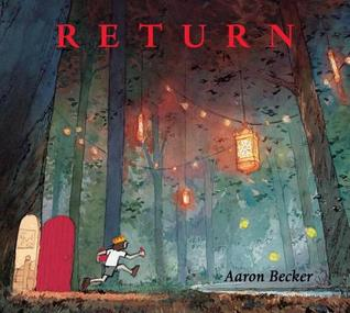 Return (Journey Trilogy, #3) Books