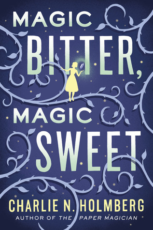 Magic Bitter, Magic Sweet Books