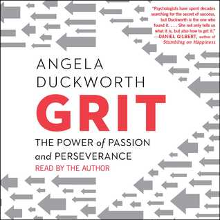 Grit: Passion, Perseverance, and the Science of Success Books