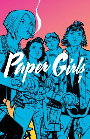 Paper Girls, Vol. 1 Books