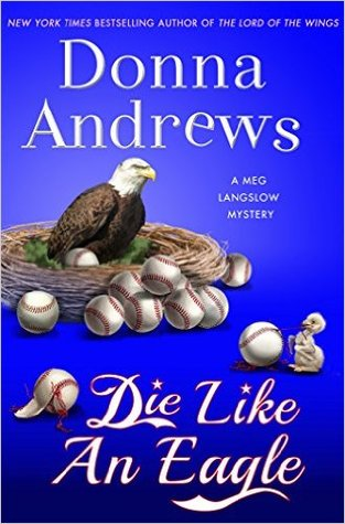 Die Like an Eagle (Meg Langslow, #20) Books