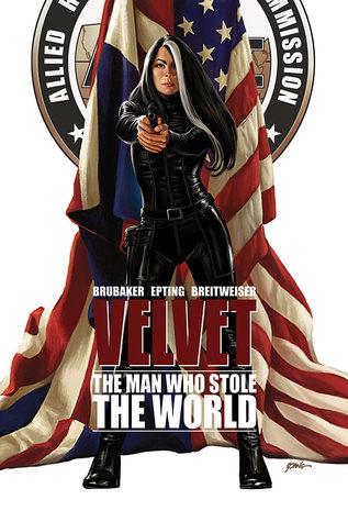 Velvet, Vol. 3: The Man Who Stole the World Books