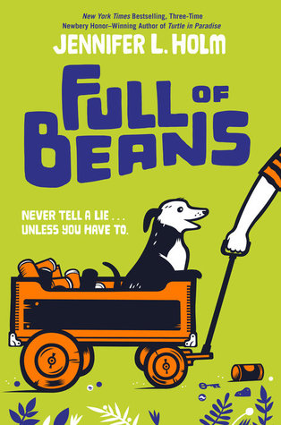 Full of Beans Books