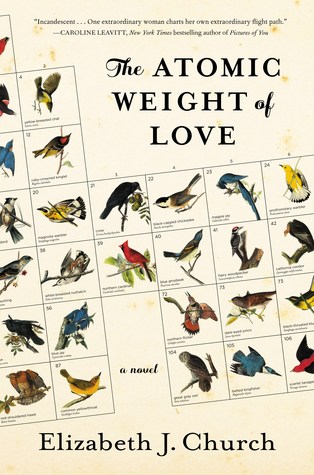 The Atomic Weight of Love Books