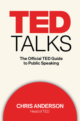 TED Talks: The Official TED Guide to Public Speaking Books