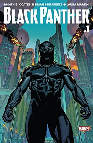 Black Panther #1 Books