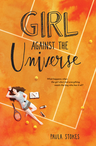 Girl Against the Universe Books