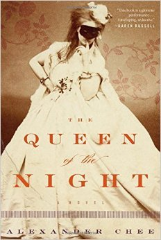 The Queen of the Night Books
