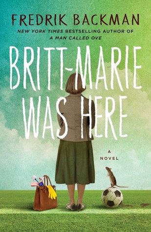 Britt-Marie Was Here Books