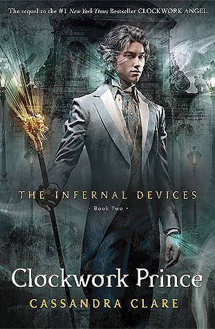 Clockwork Prince (The Infernal Devices, #2) Books