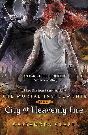 City of Heavenly Fire (The Mortal Instruments, #6) Books