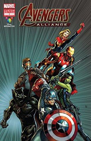 Marvel Avengers Alliance (2016) #1 Books
