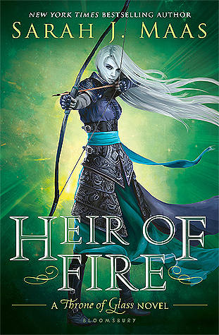 Heir of Fire (Throne of Glass, #3) Books