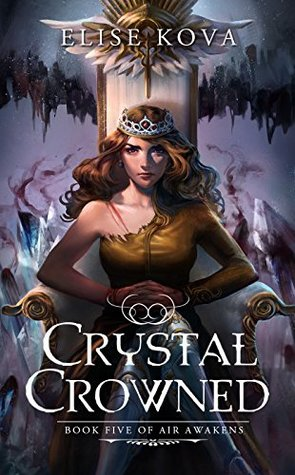 Crystal Crowned (Air Awakens, #5) Books