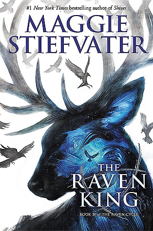 The Raven King (The Raven Cycle, #4) Books