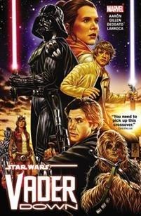 Star Wars: Vader Down Books