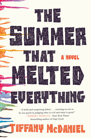 The Summer that Melted Everything Books