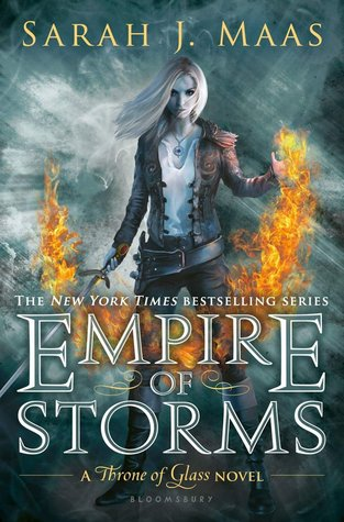 Empire of Storms (Throne of Glass, #5) Books