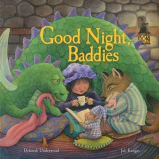 Good Night, Baddies Books