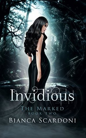Invidious (The Marked #2) Books