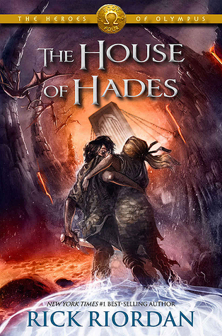 The House of Hades (The Heroes of Olympus, #4) Books