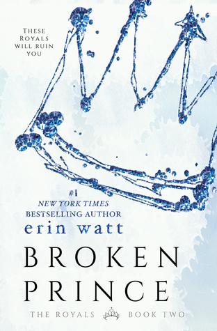 Broken Prince (The Royals, #2) Books