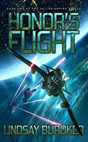 Honor's Flight (Fallen Empire, #2) Books