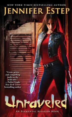 Unraveled (Elemental Assassin, #15) Books