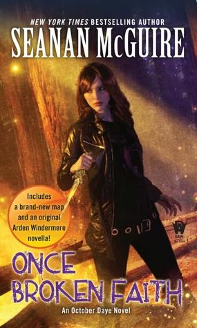 Once Broken Faith (October Daye, #10) Books