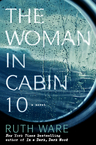 The Woman in Cabin 10 Books