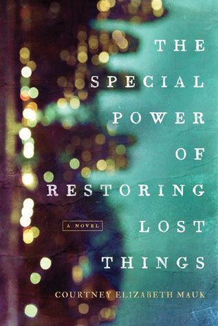 The Special Power of Restoring Lost Things Books