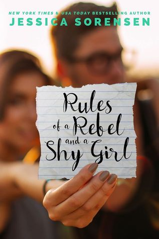 Rules of a Rebel and a Shy Girl Books