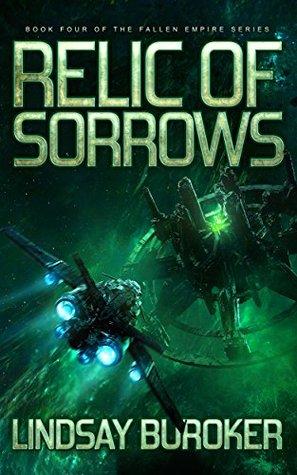 Relic of Sorrows (Fallen Empire #4) Books