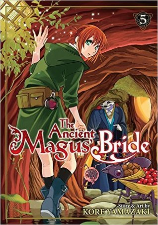 The Ancient Magus' Bride, Vol. 5 Books