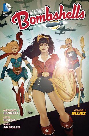DC Comics Bombshells Vol. 2: Allies Books