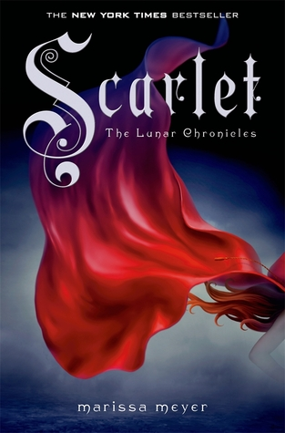 Scarlet (The Lunar Chronicles, #2) Books