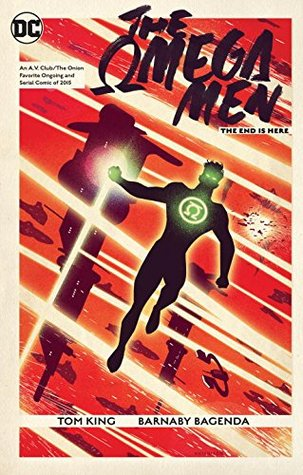 The Omega Men: The End is Here Books