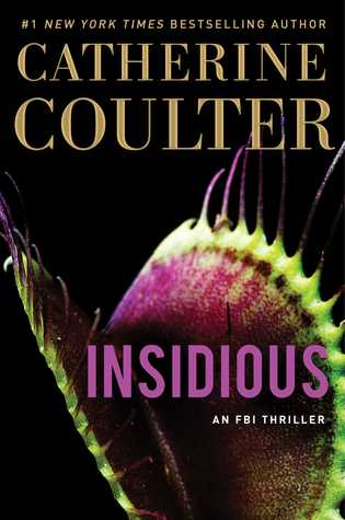 Insidious (FBI Thriller, #20) Books